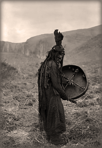 Shamanism art and science.