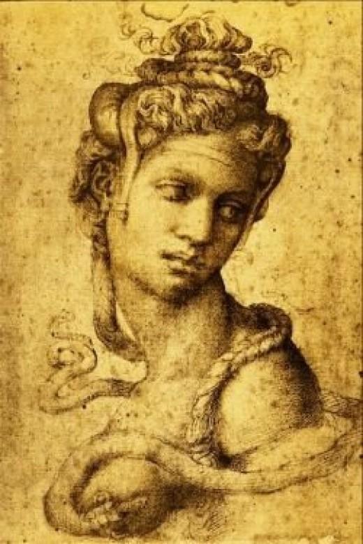 Cleopatra - Michelangelo
