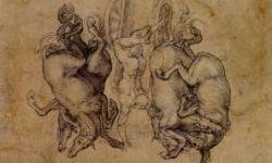 Phaeton - Michelangelo