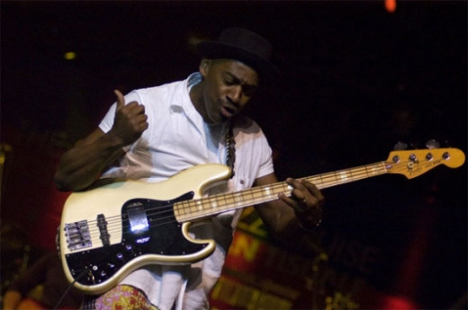 The greatest funk players : Marcus Miller - Silver Rain