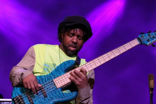 the best funk players - Victor Wooten - Life in America