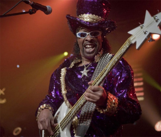 greatest funk bass players