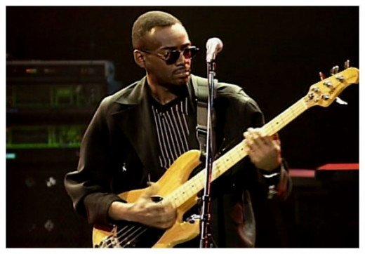 greatest bass funk players - Bernard Edwards