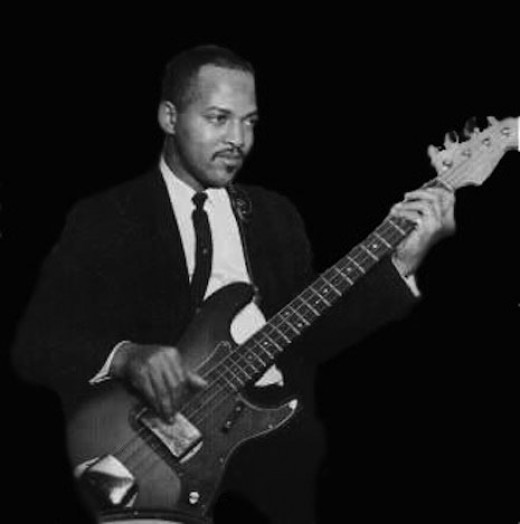 best funk bass player - james jamerson