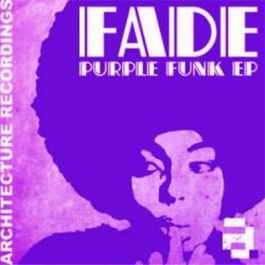 funky and cool purple