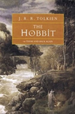 The Hobbit - The Book - There and back again
