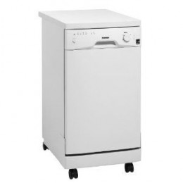 Purchase the Danby DDW1899 WP portable dishwasher HERE at Amazon