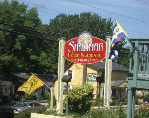 Shalimar Indian Restaurant North Conway Nh