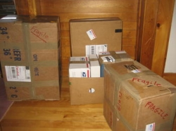eBayers Go Through a LOT of Packaging Materials!