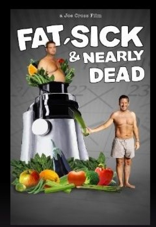 Fat Sick and Nearly Dead DVD