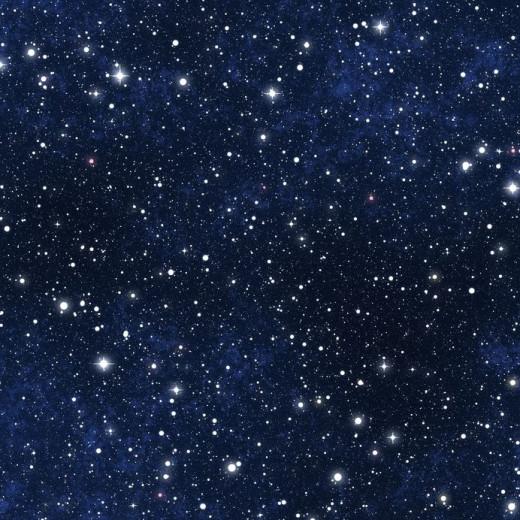Starry Sky by RustyPhil @ 123rf.com