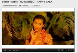 Video Still from YouTube - Happy Talk