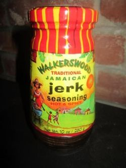 Our FAVORITE is Walkerswood Jerk Seasoning