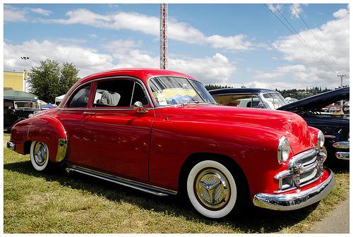 The 1950 Chevrolet