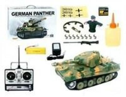radio controlled German Panther RC Tank