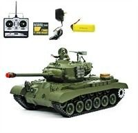 snow leopard tank fires airsoft pellets rc radio control