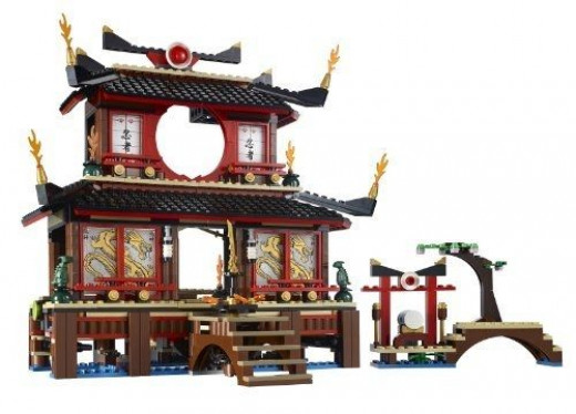 Ninjago Fire Temple