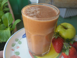 'Just Fruit' Breakfast Smoothies