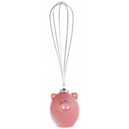 Piggy Wiggy Little Egg Whisk