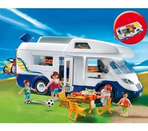 Playmobil Camper 4859