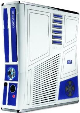 R2D2 XBox 360 Console