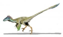 Utahraptor Prehistoric Clipart