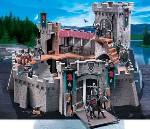 Falcon Knights' Castle by Playmobil
