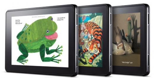 Kindle Fire Kids Books