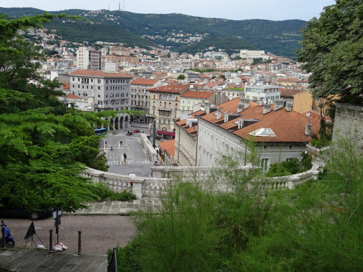 Trieste is a small charming and friendly city close to the Italian border that is a delight for visitors