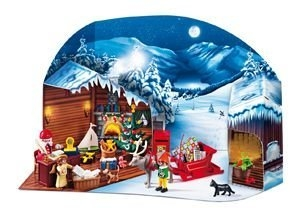 Playmobil Christmas Post Office Advent Calendar