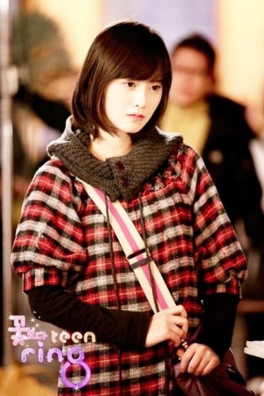 Hye Sun as Geum Jandi