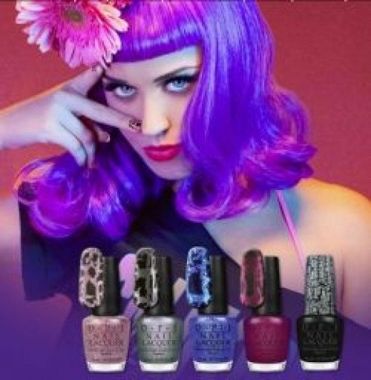 Katy Perry Polish