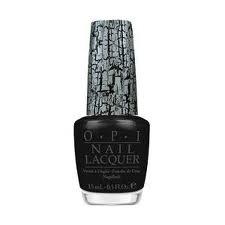 Black Shatter Nail Polish