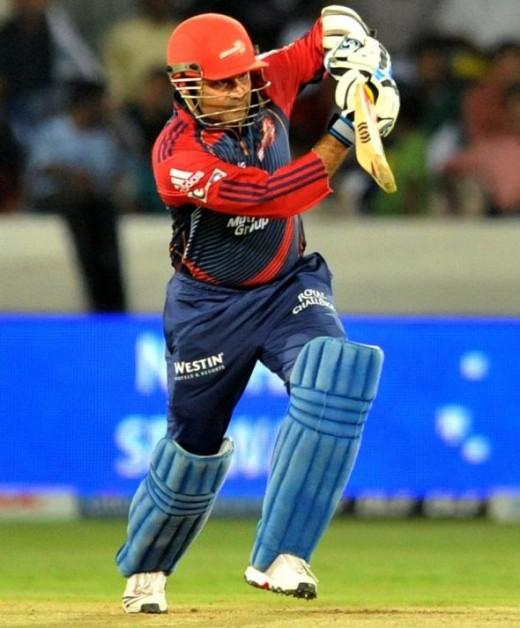 Virender Sehwag in IPL 5