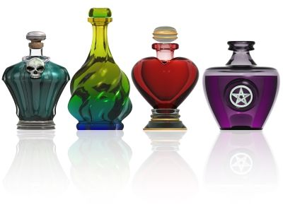 http://www.istockphoto.com/stock-photo-14882544-collection-of-potion-bottles.php?st=d238b1d