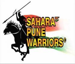 sahara pune warriors logo