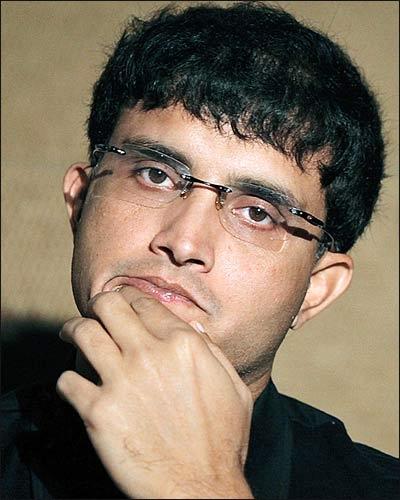 Sourav Ganguly In IPL 4â