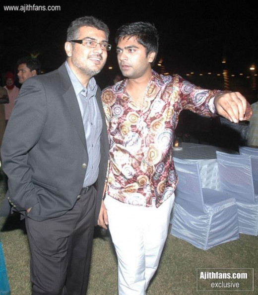 Simbu to Play an Ajith Kumar fan in âVaaluâ