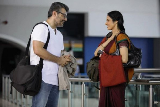 Ajith turns down payment for cameo in Srideviâs âEnglish Vinglishâ