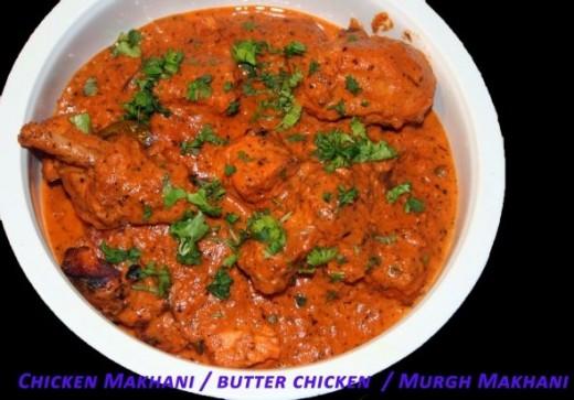 Chicken Makhani  - Bakrid Food: Popular Bakrid Food