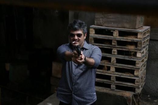 Ajithâs Gambler Movie in Telugu