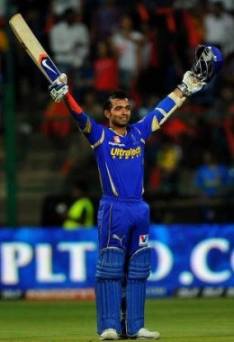 Centurion Rahane stars in big win for Royals