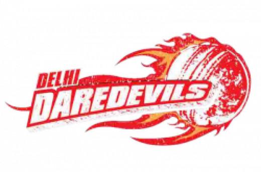 Delhi Daredevils logo