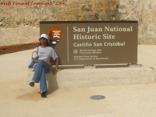 Castillo San Cristobal - Old San Juan - Puerto Rico