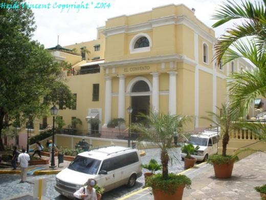 El Convento - Old San Juan - Puerto Rico
