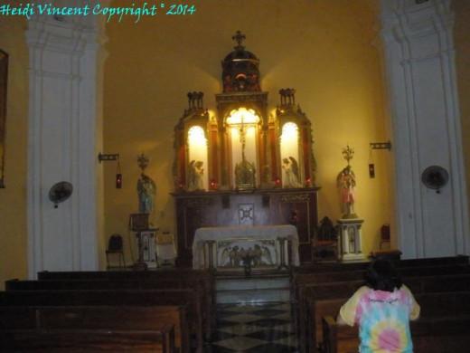 Inside Catedral de San Juan Bautista - Old San Juan Puerto Rico - Photo 3
