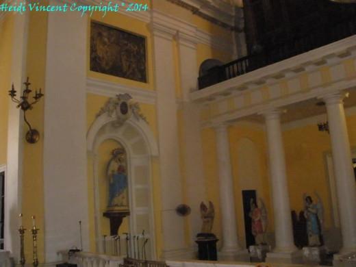 Inside Catedral de San Juan Bautista - Old San Juan Puerto Rico - Photo 4