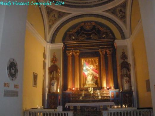 Inside Catedral de San Juan Bautista - Old San Juan Puerto Rico - Photo 6