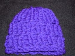 Knifty Knitter Instructions for a Hat