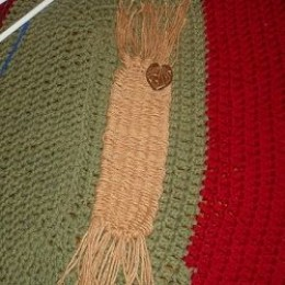 This bookmark is a quick and easy project for anyone who wants to weave. It is ideal for beginners, but can also be useful for experienced weavers.
